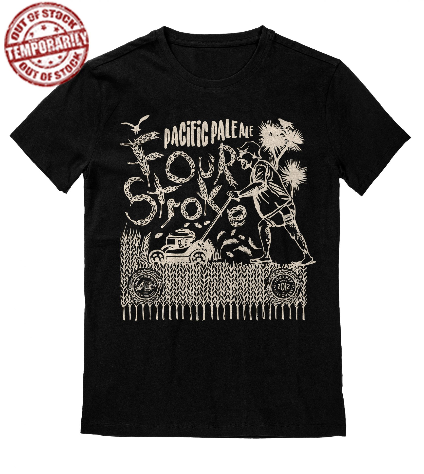 Four Stroke T-Shirt OOS