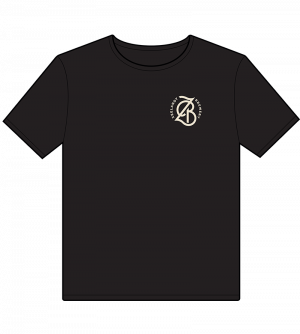 Male front ZB t-shirt
